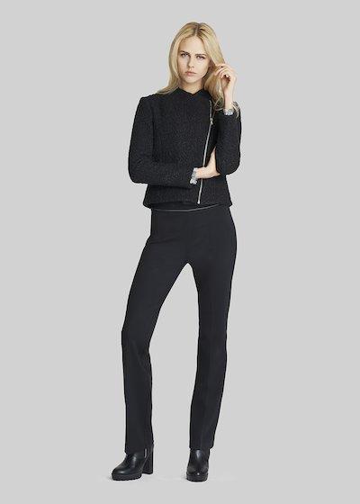 Pantaloni Peleo new tube con cucitura birillino