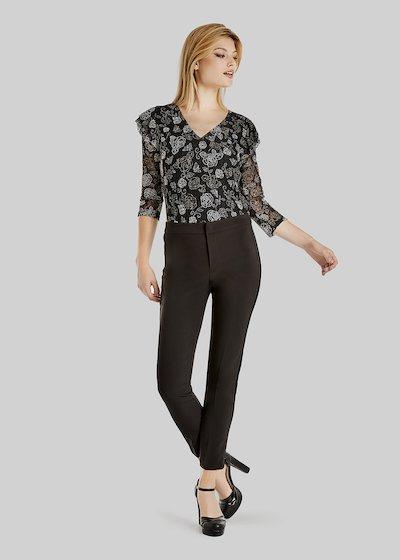 Technical fabric Paris trousers