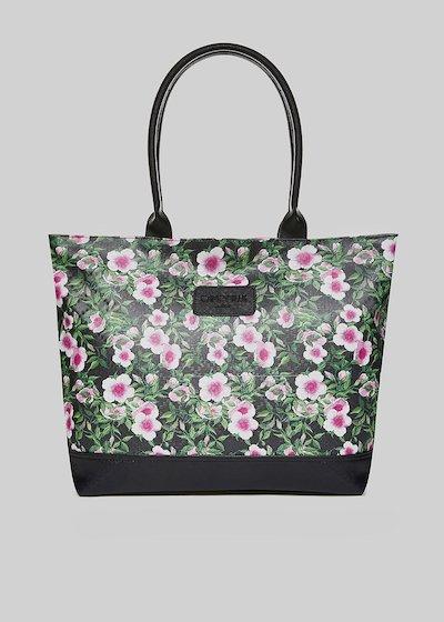 Shopping bag Trendbag4 stampa floreale