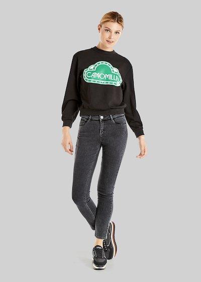 Fiona long sleeved Sweatshirt with