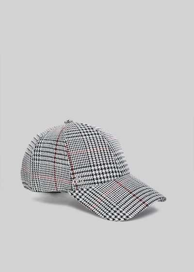 Capina cap with visor