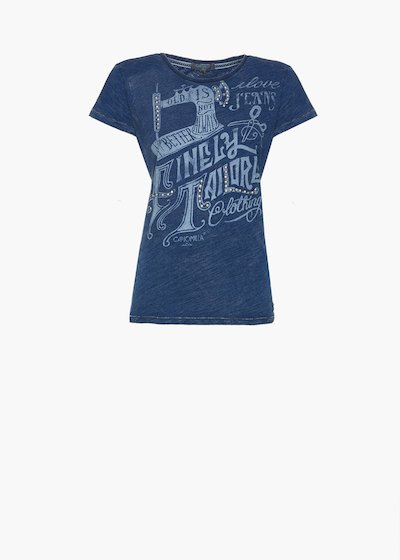 Saryy t-shirt with print on the front
