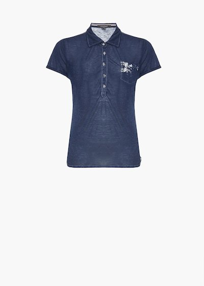 Selly T-shirt with side pocket