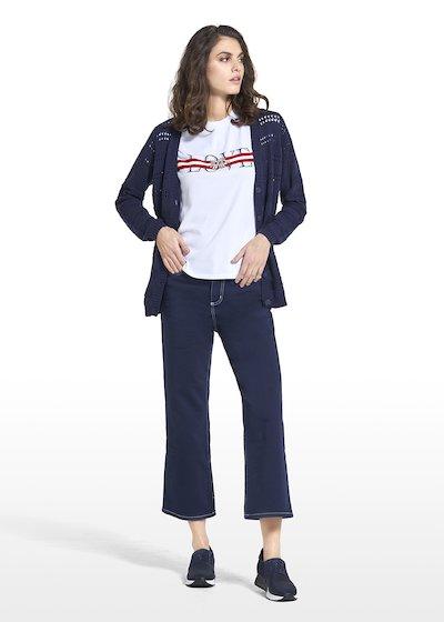 3e17345171f5 Cardigan Donna Eleganti, Coprispalle e Golfini | Camomilla Italia®