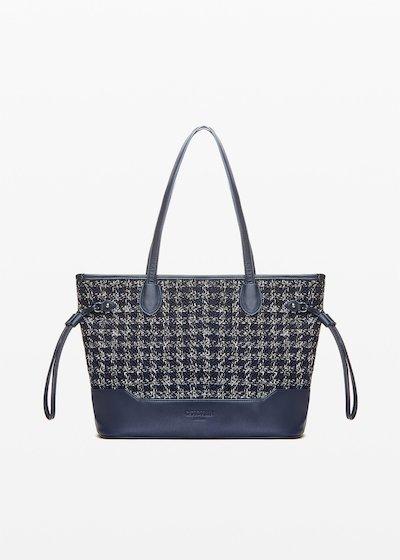 Shopping bag Beta boucle' effect
