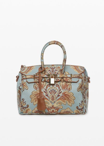 Byrds bag with zipper