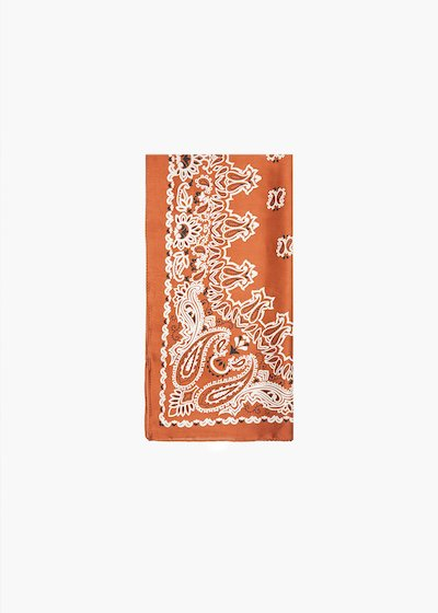 Sadda bandana with animal print