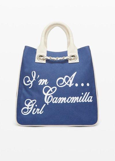 Mcamocanv canvas shopping bag