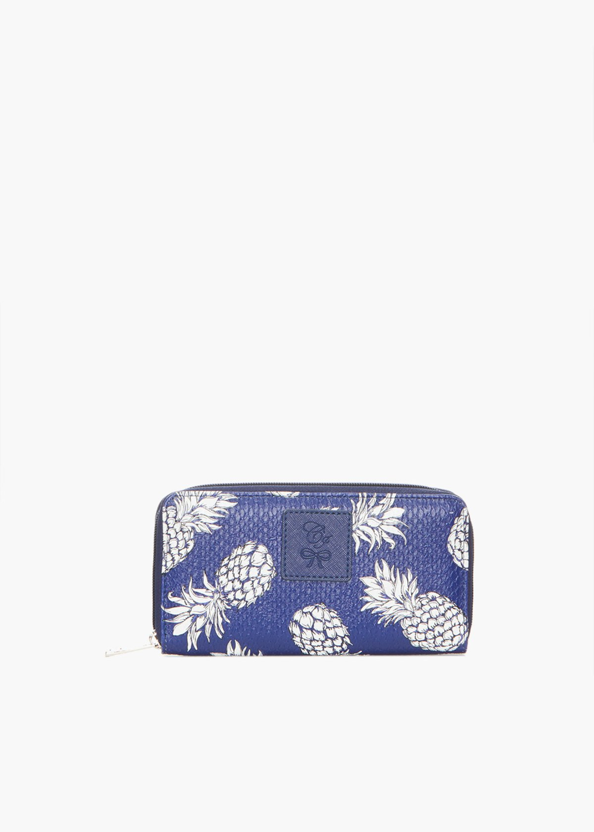 Piper faux leather wallet - Night Fantasia - Woman