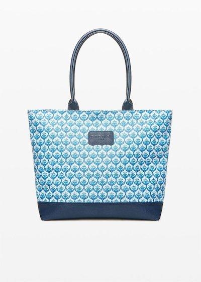 Shopping bag Trenmaiol con doppi manici