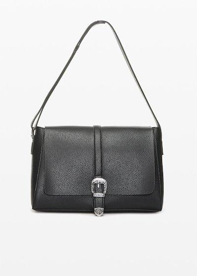 Shopping bag Boraliatx con chiusura metal