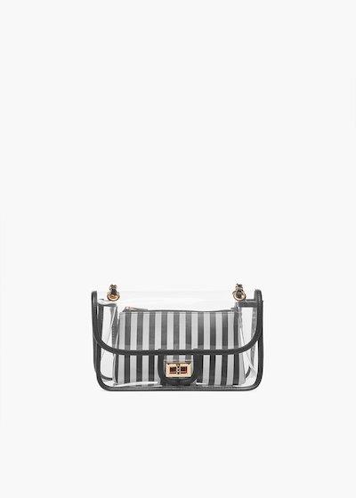 Transparent Bradley shoulder bag