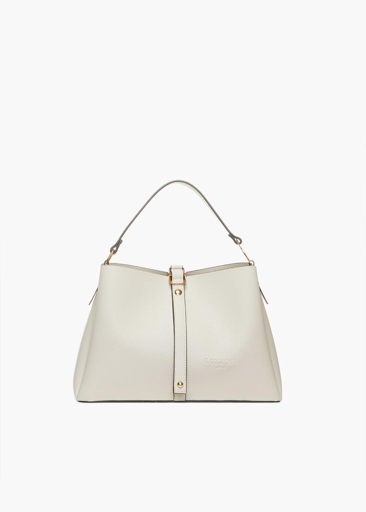 1873a2e9a3 Handles bag Brynn con tracolla - Light Beige - Donna - Immagine categoria