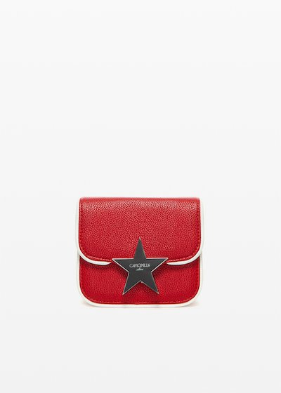Clutch bag Burpies con chiusura star