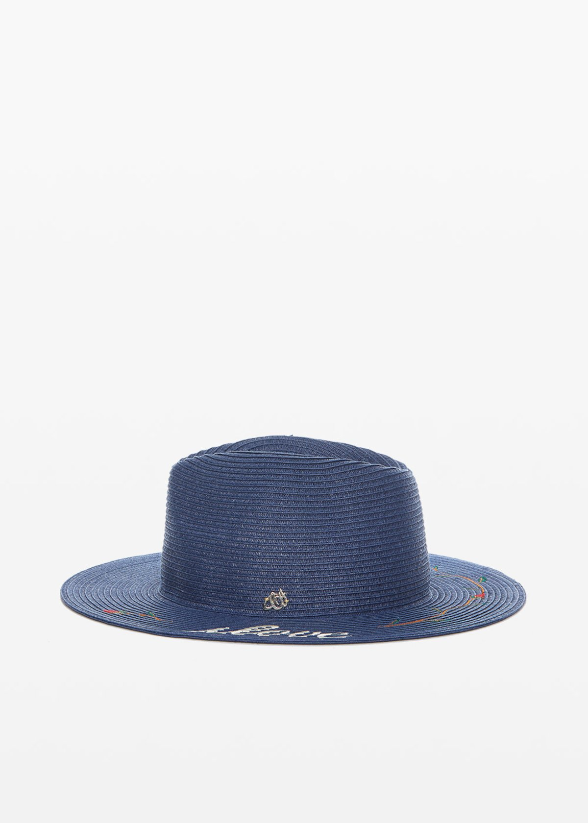 Cordy straw hat with