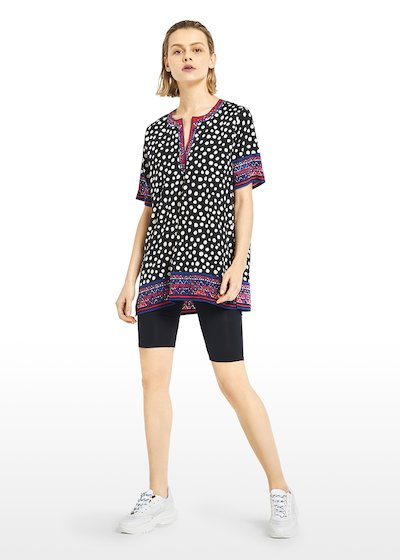 Kurta Catlyn with all-over print