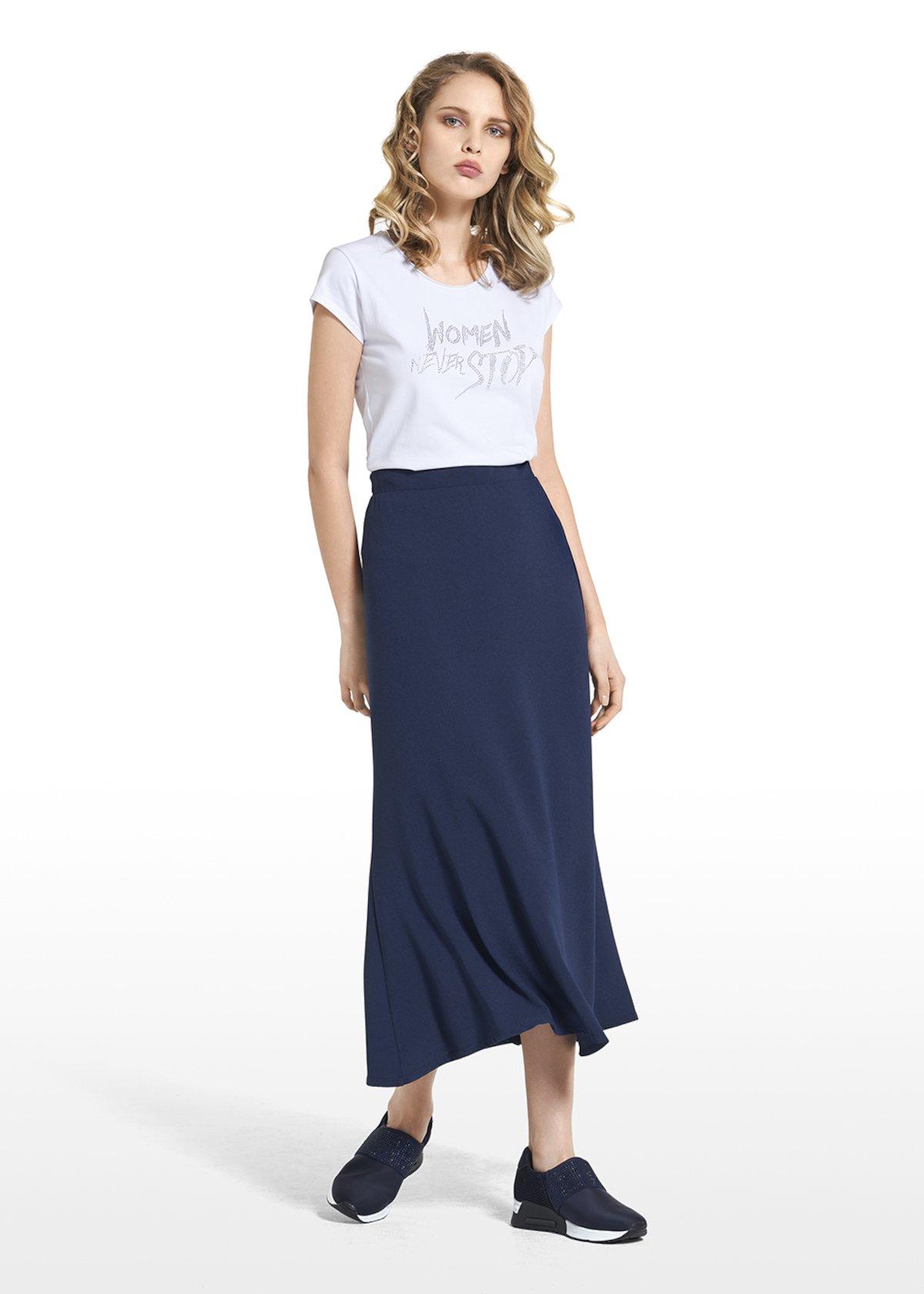 T-shirt Soledad with print