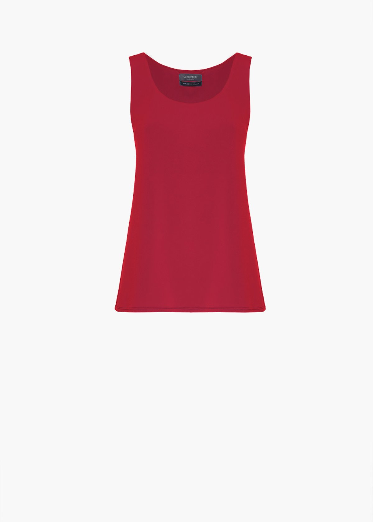 Top Tobia6 with Madonna neckline - Peonia - Woman