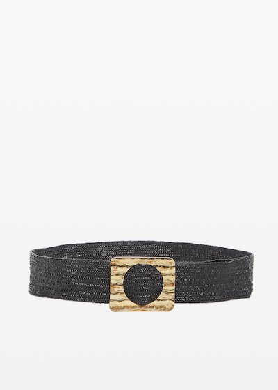 Braided Cahil Belt