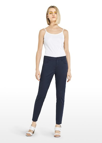 Kate C cotton trousers