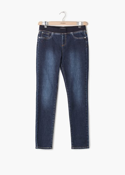 Denver Kelly model denim trousers