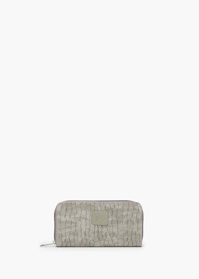Phillys wallet in eco leather with coco print