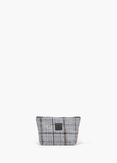 Beauty Bali Tartan in plasticized tartan fabric