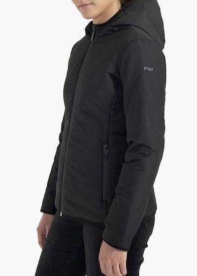 Greg hooded fabric jacket
