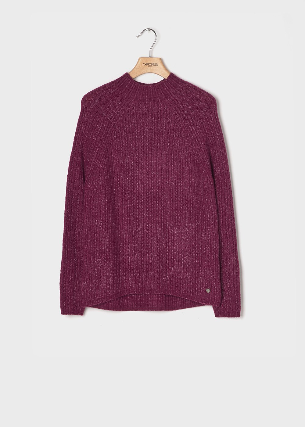 Manuela ribbed sweater - Woman