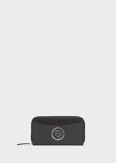 Pier leather wallet