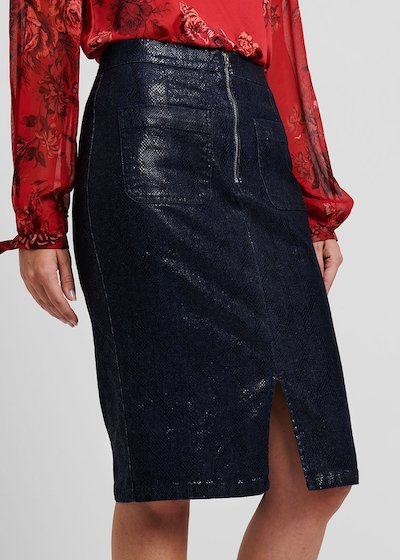 Gilda pencil skirt