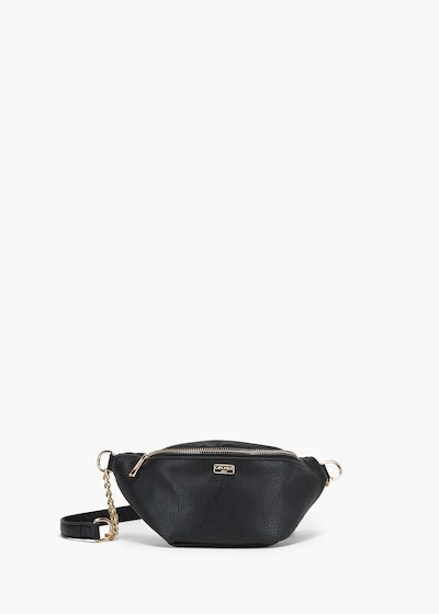 Fanny bag Bresh in faux leather with deer print