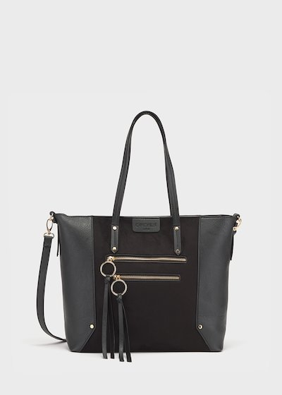 Beckys faux-leather bag