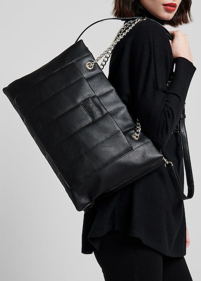 Bandy quilted shopping bag