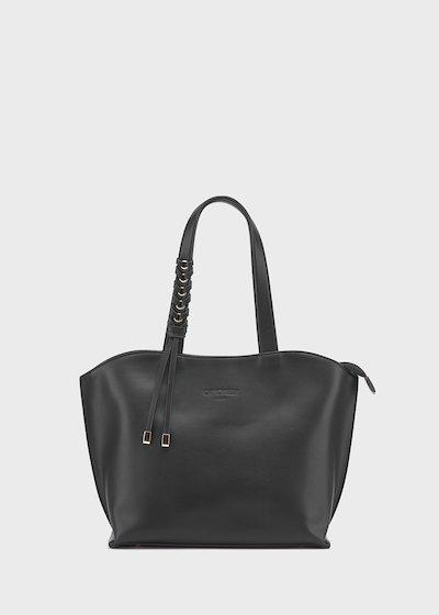 Shopping bag Belen in eco pelle