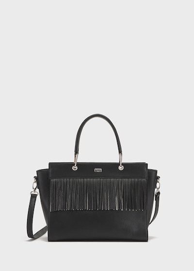 Barth bag with fringes
