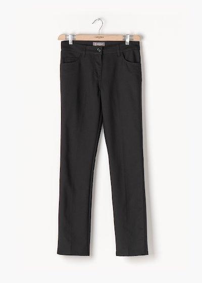 Pantaloni Carrie in tessuto tecnico 5 tasche