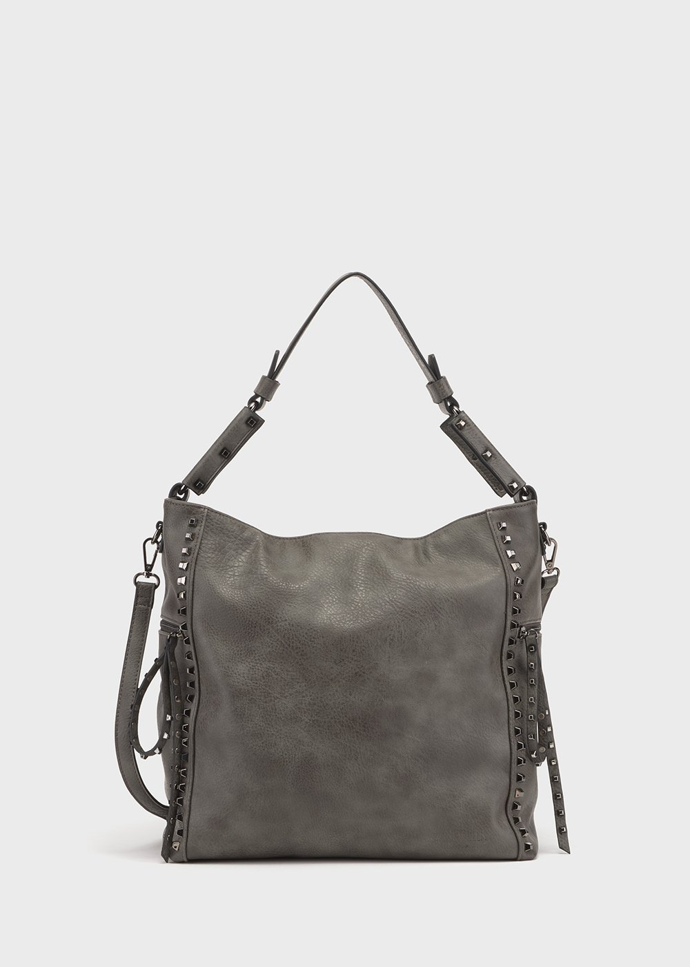 Shopping bag Brean con borchie - Smocky - Donna