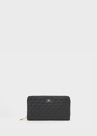 Patrik quilted - effect wallet