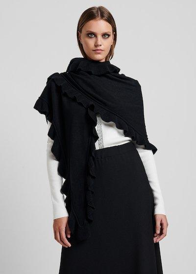 Suemy triangular scarf