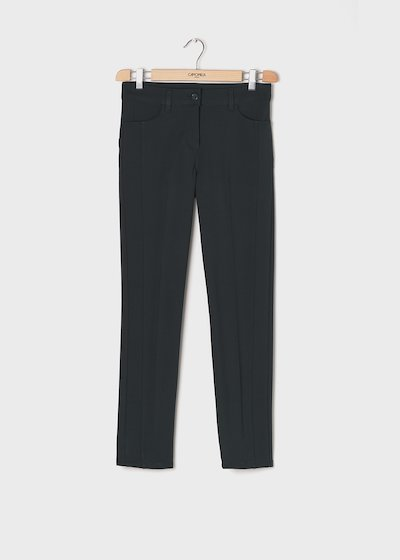 Kate Runner trousers in milano stitch