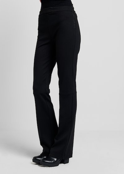 Victoria trousers in technical fabric