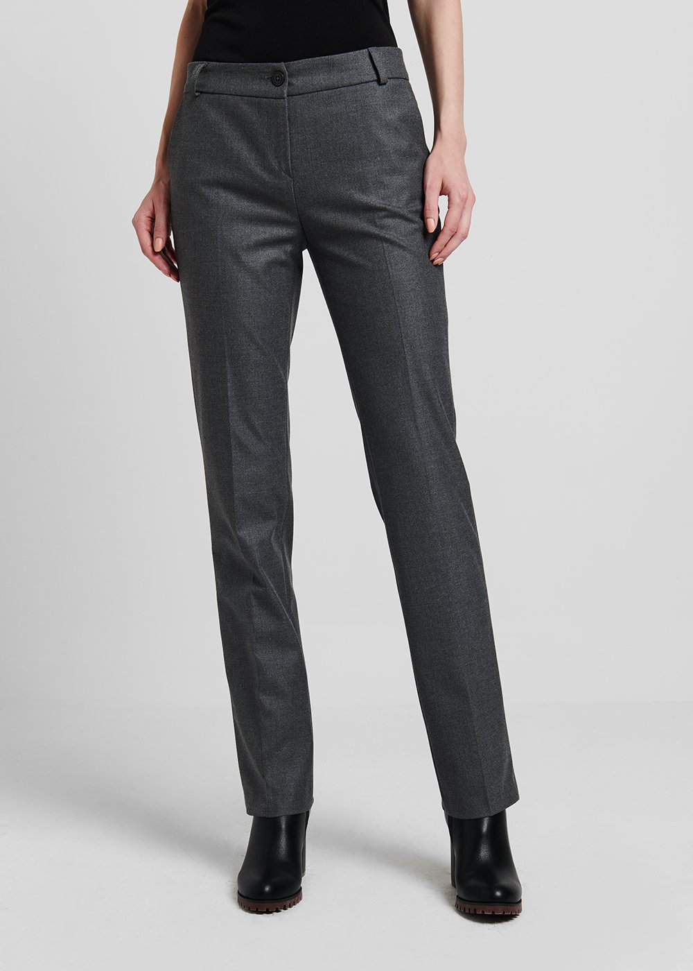 Clair slim fit trousers
