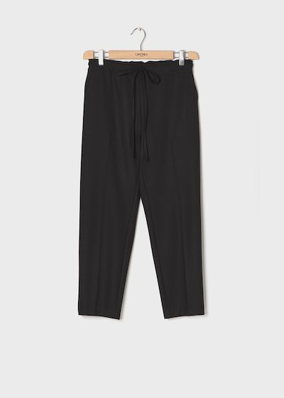 Clara flannel trousers
