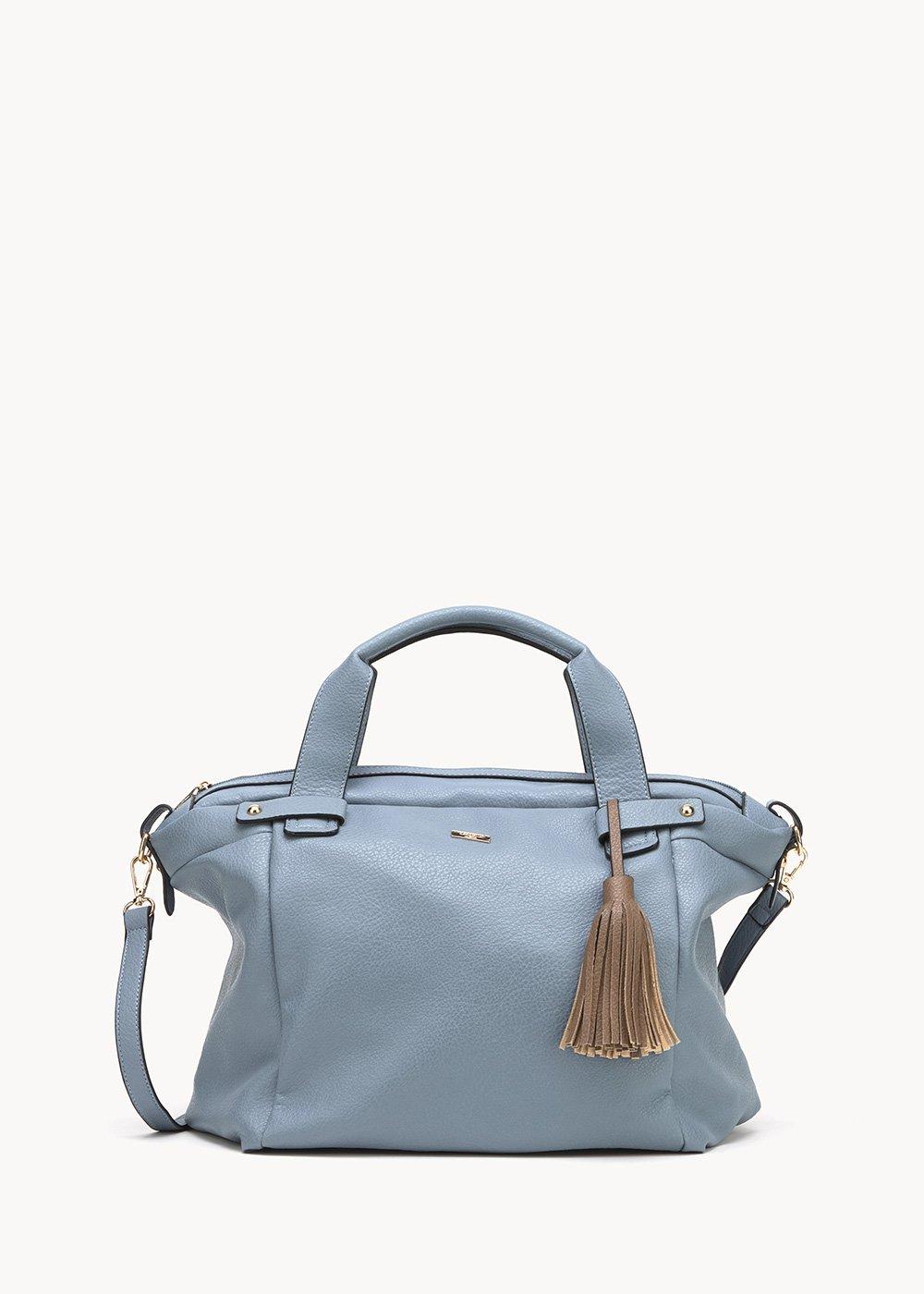 Bady dew-coloured shopping bag - Rugiada - Woman