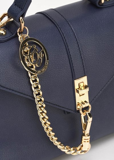 Becki bag with gold chain detail