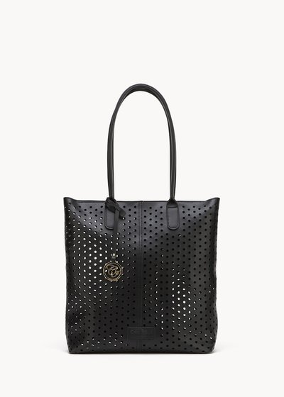 Blyth openwork shopping bag