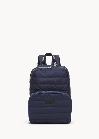 Boule nylon backpack