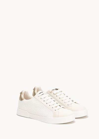 Sharon sneakers in technical fabric