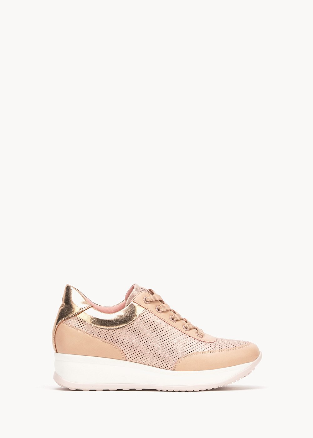 Shirl rose-coloured sneakers - Pink - Woman
